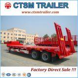 Rimorchio pesante del camion del Basso-Caricatore di trasporto della strumentazione