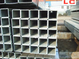 電流を通された正方形鋼管