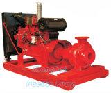 Tipo pompa antincendio di aspirazione di conclusione diesel (È)