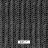 l'impression large de Hydrographics de fibre de carbone de 0.5m, les films d'impression de transfert de l'eau pour les postes extérieurs et le véhicule partie (BDN2043-1)