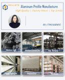 Profils en aluminium/en aluminium d'extrusion de radiateur pour industriel