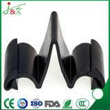Ajuste de goma modificado para requisitos particulares de la tira del lacre para el sello de la puerta y de la ventana