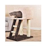 Venda por grosso de Pet Feliz Reproduzir China Cat Tree brinquedos (YS98781)
