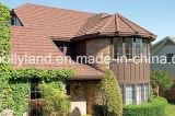 벽돌 색깔 돌 입히는 금속 지붕 장 (밀라노 도와)