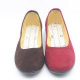 Us$0.99ドルの女性偶然靴の低価格のオンライン女性の方法作業靴