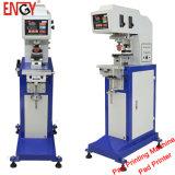 Engels-C125/1 kies de Machine van de Druk van het Stootkussen van de Kop van de Inkt van de Kleur uit