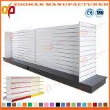 A forma personalizou o Shelving de parede do indicador do boutique com caixa leve (Zhs246)
