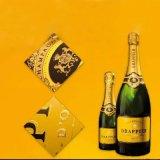 熱い販売の金アルミホイルのシャンペンのふたのワイン・ボトルのカプセル