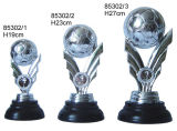Copa de Fútbol de resina