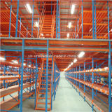 Sin-Sino Warehouse Mezzaine Steel Platform and Multi-Tier Rack