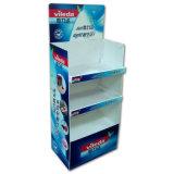 Toalla de papel de alta calidad/tejido/Wet Papertowel expositor de cartón para grandes promoción