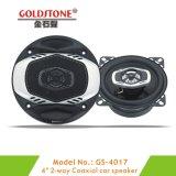 2 altoparlanti GS-4017 dell'automobile coassiale di modo 4inch audio