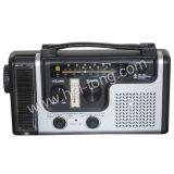 La dynamo solaire avec TV Radio Band (HT-998D)