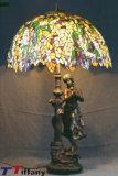 Lampes de statues de Tiffany (G22-30-1-2190)