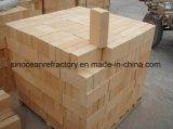 Ladrillos aisladores de la arcilla refractaria refractaria para el aislante industrial