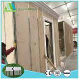 El panel de emparedado High-Stability material del cemento del aislante de calor EPS para la mansión
