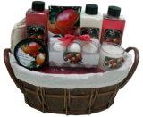 Corpo Lotion Gel (PO9005) com Straw Basket Bath Gift Set