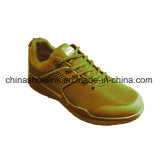 女性の柔らかいライト偶然のスニーカーの靴のスポーツの靴