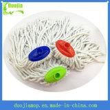 Mop secco ed umido del cotone di polvere della fabbrica della testa più poco costosa del Mop