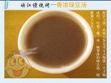 Sopa de frijol Mung