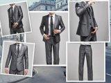 2 Кнопки 2011 Мужская бизнес фрак ( LJ- 1042 )null