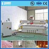 Máquina feita sob medida personalizada de madeira do controlador 3axis do CNC da máquina de estaca DSP