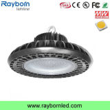Industrielles wasserdichtes hohes Bucht-Licht IP65 100W 200W UFO-LED