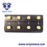 8 Antennen-Handhemmer aller Telefon-Hemmer G/M 3G 4glte 4gwimax und Gpsl1/L2 Lojack Hemmer