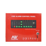Novo! ! Painel de controle convencional do alarme de incêndio de 4 zonas