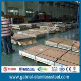 Strato laminato a freddo 2b dell'acciaio inossidabile di AISI ASTM 304