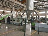 リサイクルのためのプラスチックペレタイジングを施す機械そして突き出る造粒機
