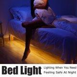 Nell'ambito dell'indicatore luminoso di striscia del sensore di movimento della base LED per illuminazione della camera da letto