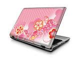 Laptop Huid/Sticker (flo-54)
