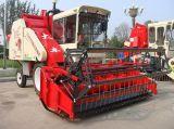 De Maaimachine van de Boon van de soja & 4L-1 Type van Wiel Maaidorser voor Sojaboon & de Machine van de Maaidorser