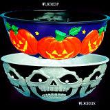 L'halloween présent / Parti Fournitures / Vaisselle - Bol de crânes de bonbons (WL8303)