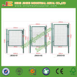 100X125cm Park Use Metal Fence Decorative Garden Door