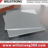 Panneau composé en aluminium d'extérieur de Willstrong 4mm pour des matériaux de construction