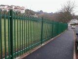 Jardín Palisade valla/muro de seguridad Fr3.