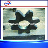 La Chine La plaque de tôle en acier du bras automatique CNC Machine de découpe plasma pour le Canada, l'Inde, Corée du Sud, de la Thaïlande