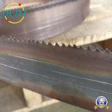 Dldt-4000 Hoja de sierra de la banda de bimetal M42 la hoja de sierra para cortar las estructuras de los tubos de paquetes de tamaño pequeño
