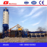 Hzs25 готов смешанных цемента конкретные свойства растений 25м3/ч для экспорта