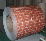 パターンカラー上塗を施してある鋼板(PPGI、PPGL)