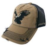 ロゴBb105の6つのパネルの野球帽