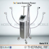 RF Fraccionada RF Microneedle Máquina de RF Térmica para Redução de Rugas e Aperto de Pele