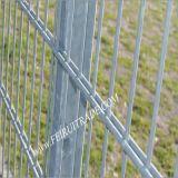 Double clôture de fil
