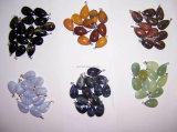 Pendentif de la mode, Semi Precious Stone Pendant, pendentif en cristal (ESB01409)