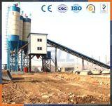 Hzs50 asciugano l'impianto di miscelazione della pianta del bitume concreto dei produttori di macchinari