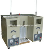 Gd-6536A Testeur de distillation à double unité pour les rotules de pétrole