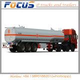 De Tanker van de Ruwe olie van het Koolstofstaal HOWO Sinotruck/de Semi Aanhangwagen van de Vrachtwagen voor Verkoop