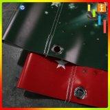 Kundenspezifische Fahne, Belüftung-Fahne, Vinylfahne, Fahne bekanntmachend
